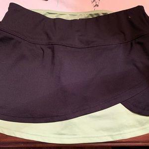 Ladies Bolle tennis skirt